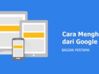 cara dapatkan uang dari Google Adsense
